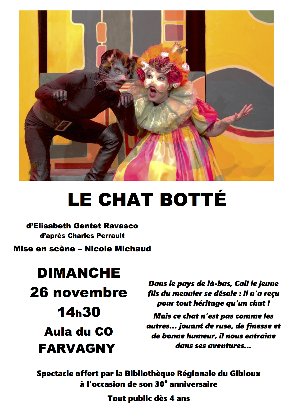 LE CHAT BOTTE pub site CO